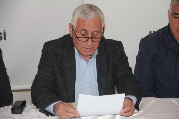 HDP Yüksekova ilçe Eş Başkanı Fikret Turgut tutuklandı