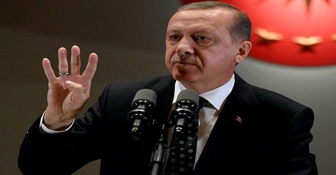 Erdoğan: İşiniz gücünüz Tayyip Erdoğan diyorum, Tayyip Erdoğan baki değil