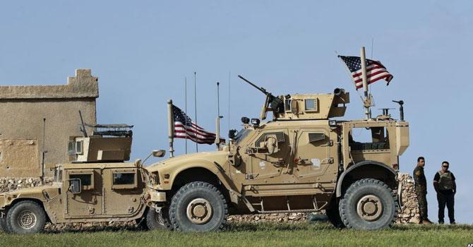 """Pentagon: """"Suriye'den Çekilme Takvimini Belli Değil"""""""