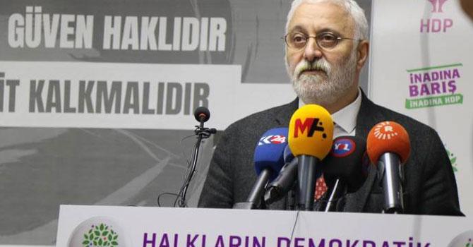 HDP Van ve Mardin büyükşehir ve ilçelerinde adaylarını açıkladı