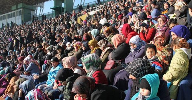 Urfa'da bin kişilik geçici işe 44 bin kişi başvurdu