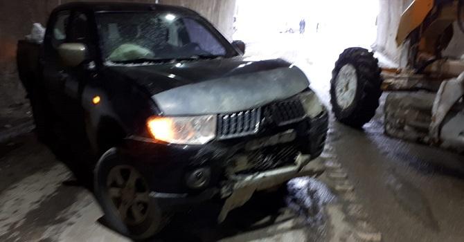 Erziki Tünel'indeki buzlanma kazalara davetiye çıkartıyor!