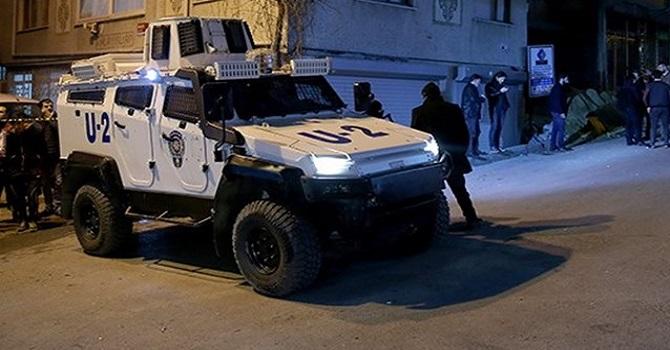 Diyarbakır'da silahlı saldırı: 1 ölü 2 yaralı