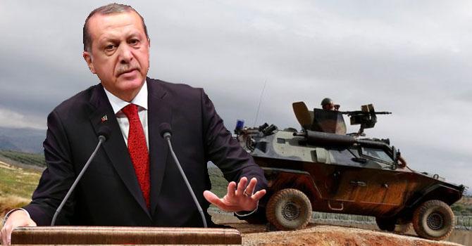 Erdoğan: El Bab, dört bir yandan kuşatıldı