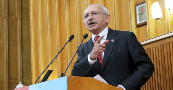 Kılıçdaroğlu: 'Adaleti getireceğiz' diyorlar. Yeni mi aklınıza geldi?
