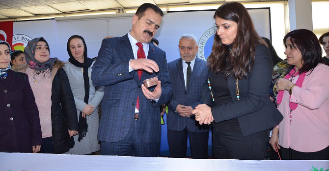 Hakkari Kadın Derneğinden sertifika töreni! VİDEO FOTO GALERİ