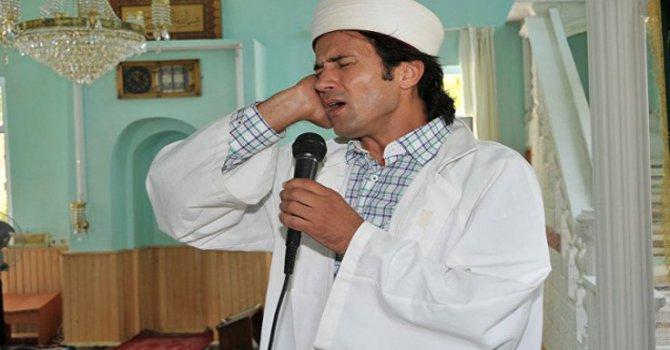 'Rockçı imam' belediye başkan adayı oldu