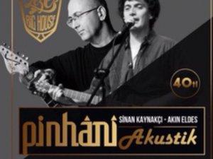 Sinan Kaynakçı ve Akın Eldes Hakkari'de konser verecek!