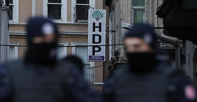 Birçok ilde HDP'lilere Operasyon: 70 gözaltı