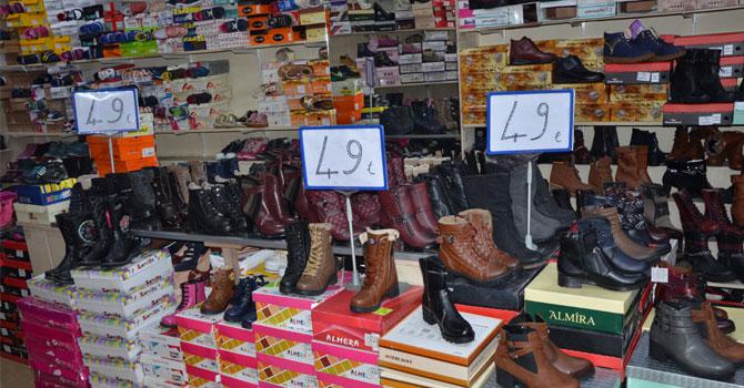 Depo'da ayakkabılar sadece 49 TL!