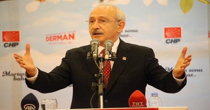Kılıçdaroğlu: Kaftancıoğlu İstanbul'da başarılı oldu diye cezalandırılıyor
