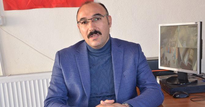 Ak Parti Çukurca adayı Dündar: Hizmet için varız!
