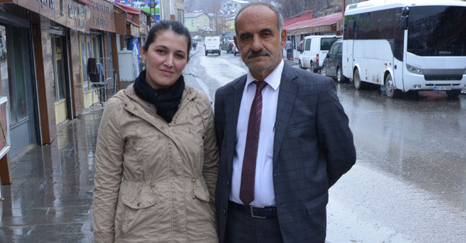 HDP'nin Çukurca adayları: Önceliğimiz halk!