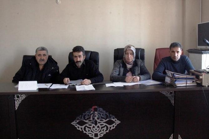 Başkale Belediyesi Denetim Komisyonu çalışmalarına başladı