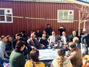 HDP, Çukurca'da çalışmalara devam ediyor!