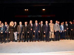 Hakkari'de İstiklal Marşı'nın kabulü ve M. Akif Ersoy'u anma programı