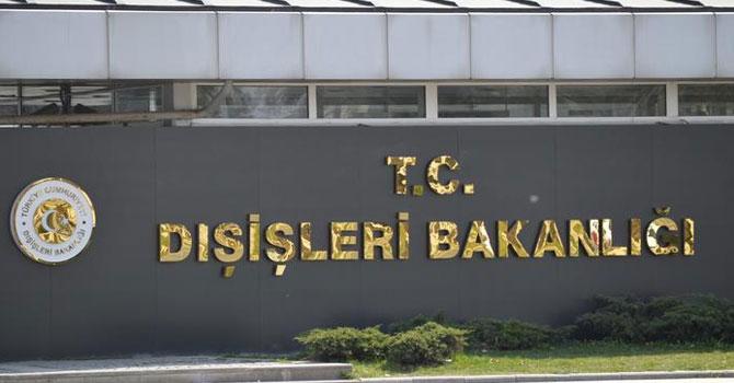 Türkiye'den AP kararına tepki