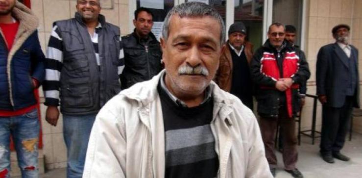 HDP'nin Roman adayı Sedat Zımba yaşamını yitirdi