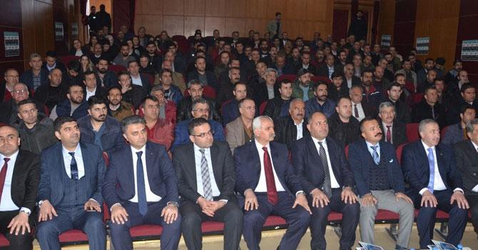 Yüksekova'da 'İstihdam Seferberliği' semineri