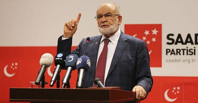 Karamollaoğlu'ndan AK Parti'nin başkan transferine tepki: Bu haysiyetsizlik!