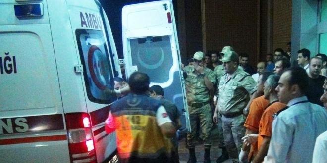 Amanos dağlarında Asker ile PKK'liler arasında çatışma