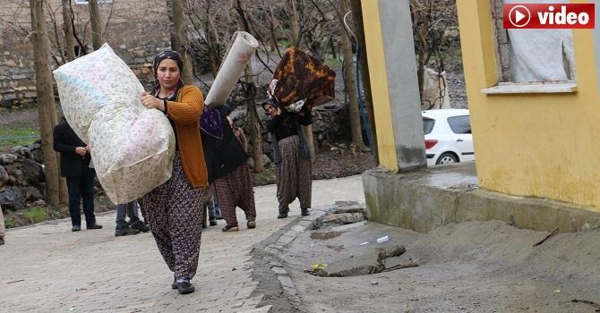Hakkari'de 55 haneli köy göç ediyor