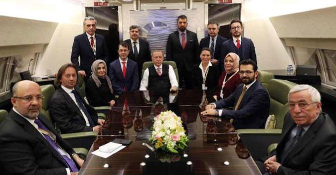 Erdoğan: İstanbul'daki Usulsüzlük iptale götürür