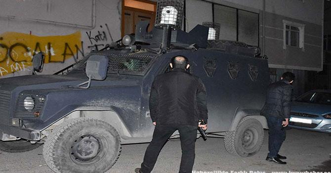 37 ilde eş zamanlı Baskın: 834 kişi gözaltına alındı