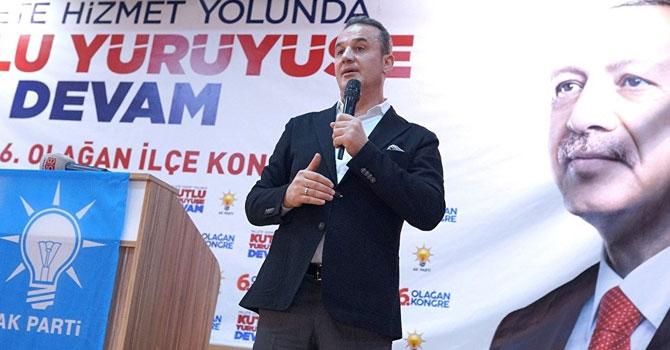 AK Parti İzmir İl Başkanı Aydın Şengül istifa etti!