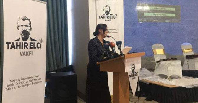 Diyarbakır'da Tahir Elçi Vakfı açıldı