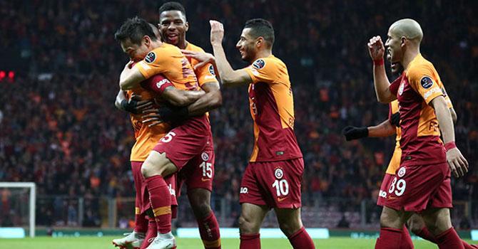 Galatasaray - İstikbal Mobilya Kayserispor: 3-1