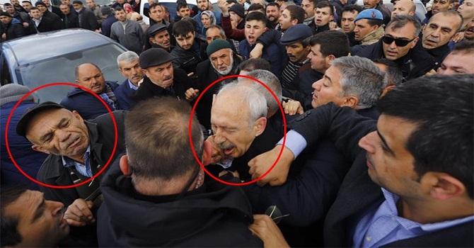 Provokatörler yine sahnede! Kılıçdaroğlu'na çirkin saldırı