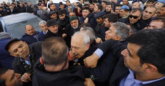 'Kılıçdaroğlu'na yumruk atanın kimliği belli oldu'