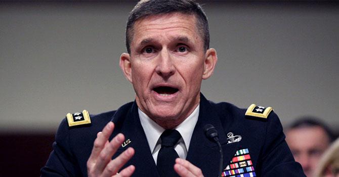 Beyaz Saray: Flynn'in istifasını Trump istedi