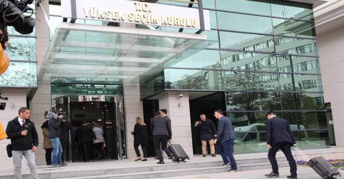 YSK İstanbul'u bugün görüşecek