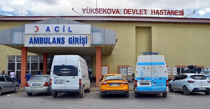 Yüksekova'da kaza: 5 yaşındaki çocuk öldü!