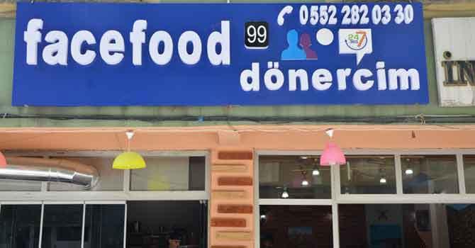 Facefood Dönercim ramazanda hizmet verecek!