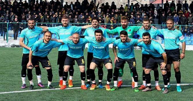 Hakkarispor Başkalespor'u 5-1 yendi