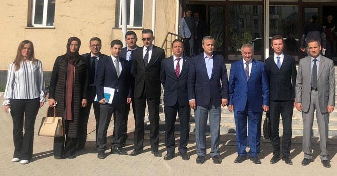 Yüksekova Gümrük Müdürlüğü A kategorisine geçti
