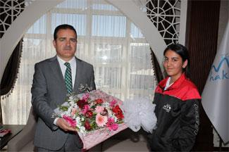 Hakkari'de Gençlik haftası kutlamaları