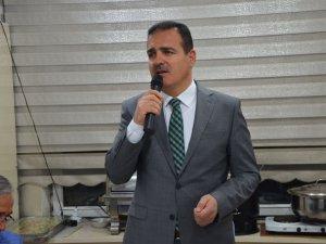 Vali Akbıyık, polis ve kurum müdürleri ile iftar açtı