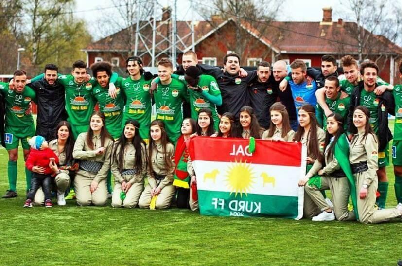 Kürtlerin Barcelonası Dalkurd: Hedefimiz 5 bin Kürt genci