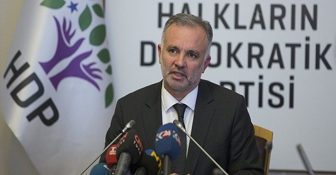 HDP'li Ayhan Bilgen'e 25 yıl hapis istemi
