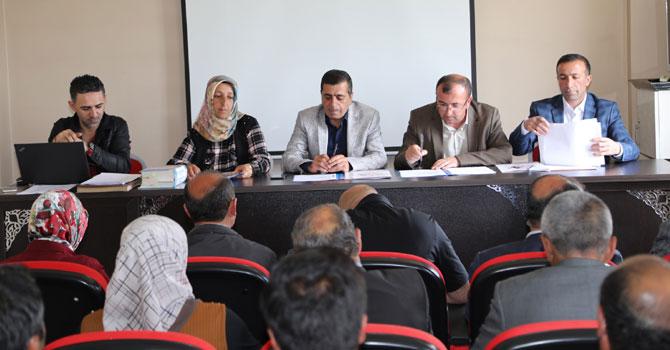 Başkale Belediyesi Haziran ayı meclis toplantısı yapıldı
