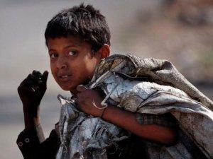 Dünyada 152 milyon çocuk işçi var