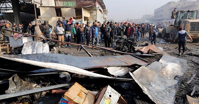 Bombalı araçla saldırı: en az 48 kişi hayatını kaybetti