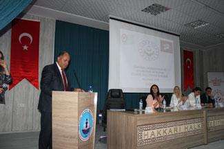 Hakkari'de Finansal Okul Yazarlık semineri düzenlendi!