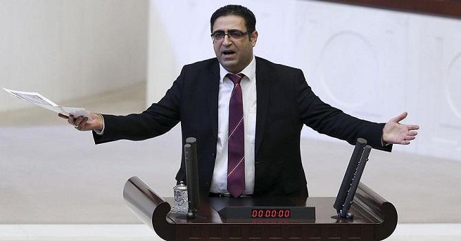 HDP'li İdris Baluken hakkında tekrar yakalama kararı