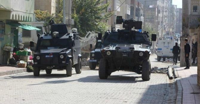 Nusaybin'de çatışma: 1 polis ve 1 asker yaralı