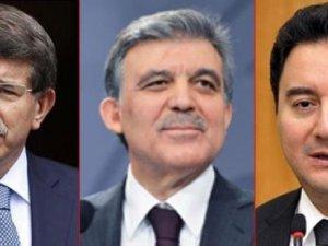 Erdoğan'dan Babacan, Gül ve Davutoğlu sorusuna yanıt